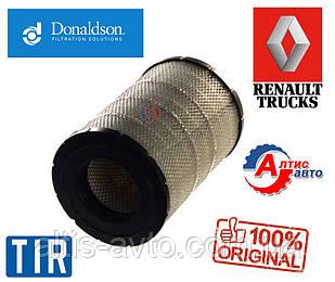 Воздушный фильтр Рено Мидлум DCI Dxi 5001865723, очистка воздуха двигателя P782137