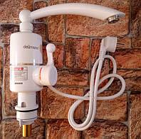 Мгновенный проточный водонагреватель Delimano (Живые фото)