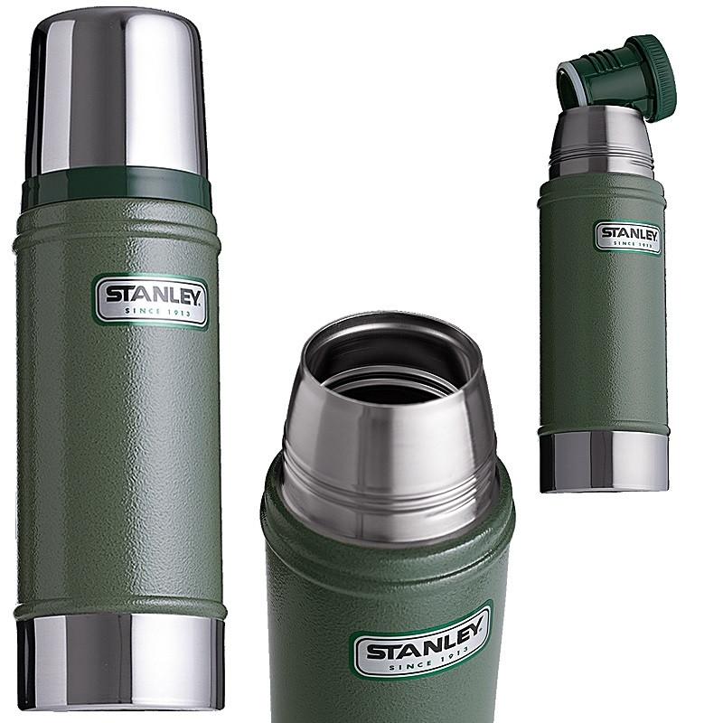Термос 0,47 л Зеленый Stanley Legendary Classic (6939236301411)