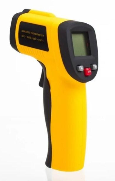 Пірометр безконтактний Інфрачервоний Термометр -50-380°C IR Infrared Thermometer