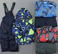 Куртка+комбинезон утепленные для мальчиков Taurus, 4-12 лет. Артикул: DL635 {есть:8 лет}, фото 1