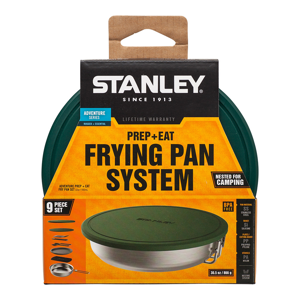 Набор посуды Stanley Adventure Fry Pan 0.95 л (6939236335607)