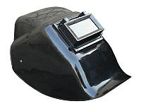 Маска сварщика пластиковая с откидным окном
