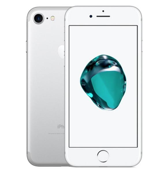 Refurbished  iPhone 7 128 Gb Silver  Полный комплект