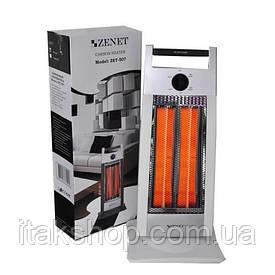 Карбоновый инфракрасный обогреватель Zenet ZET-507 белый / черный
