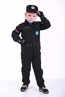 Костюм полицейского 116- 128 см, прокат карнавальной одежды, фото 1