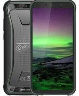 "Смартфон Blackview Bv5500 Pro 3/16Gb Green, 8/5Мп, IP68, 4 ядра, 2sim, экран 5.5"" IPS, 4400mAh, GPS, 4G, фото 1"
