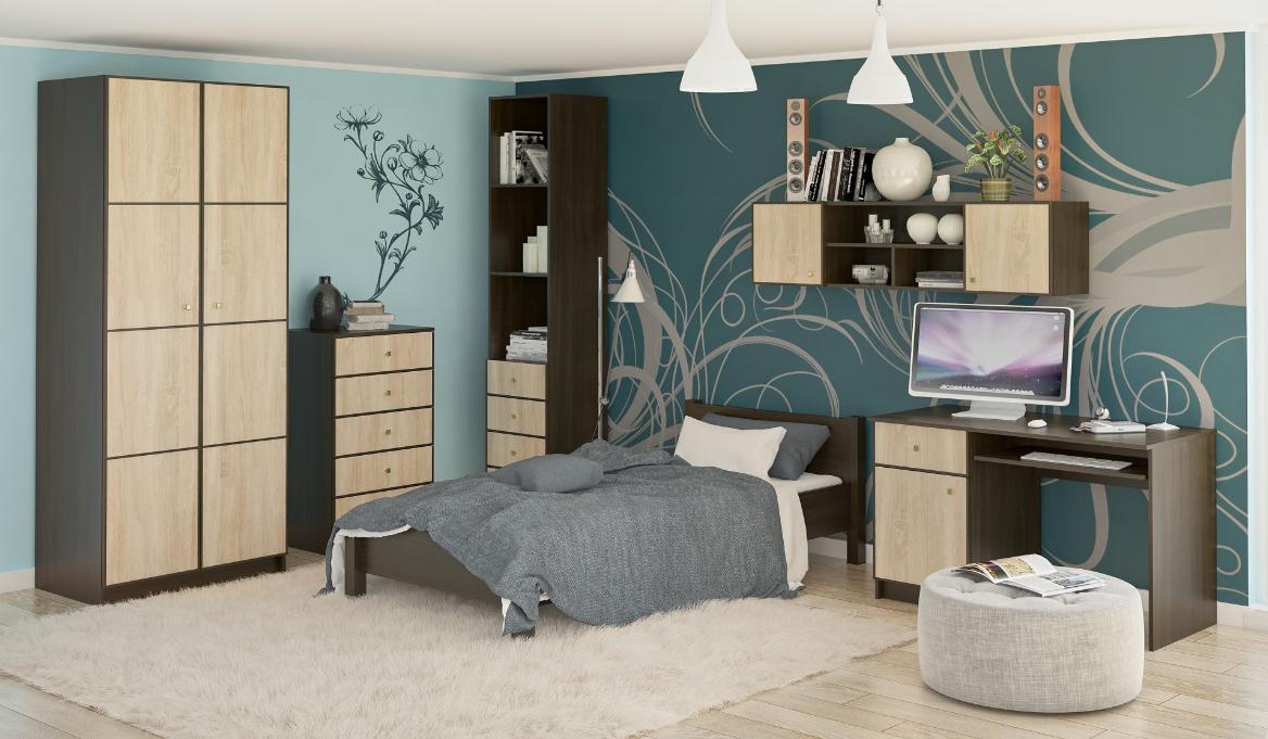 """Подростковая комната """"Фантазия New"""" Мебель Сервис"""