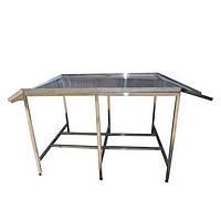 Стол для обработки фруктов, усиленный каркас