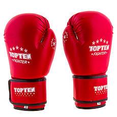 Боксерские перчатки TopTen, DX, фото 3