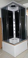Гидромассажный бокс ATLANTIS S-90 (GR) 90х90х215