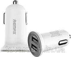 АЗУ Remax (OR) 2USB 2.1A White