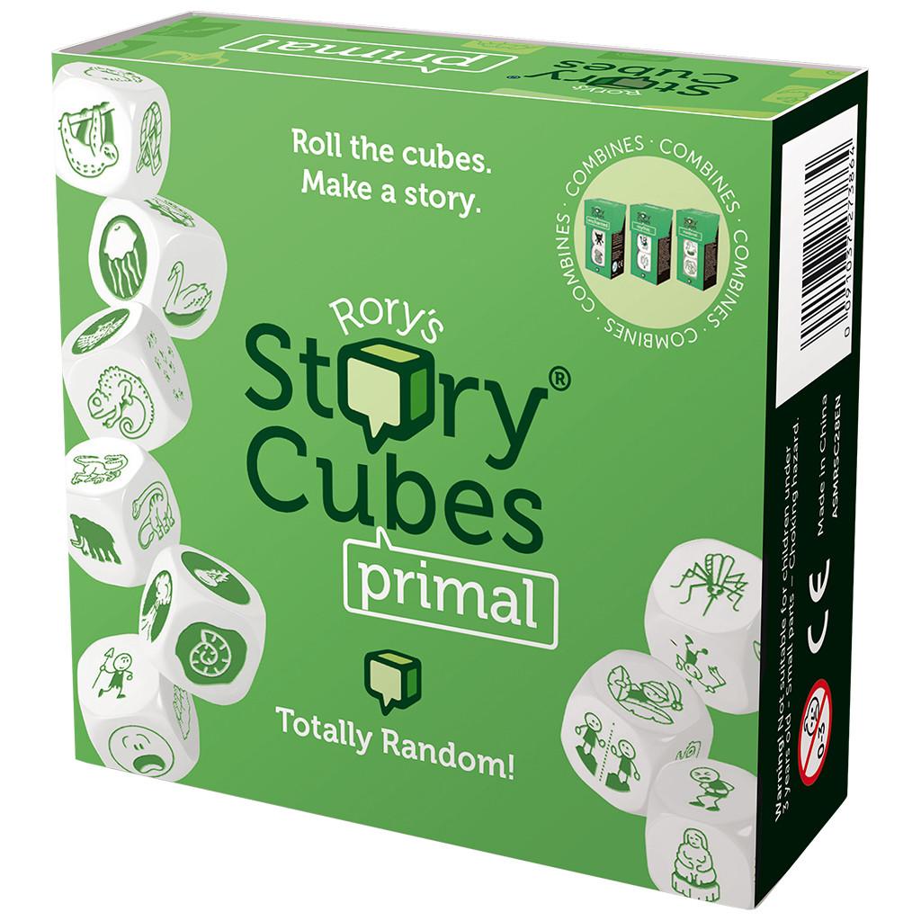 Кубики Історій Рорі. Первісний Світ (Rory's Story Cubes. Primal)