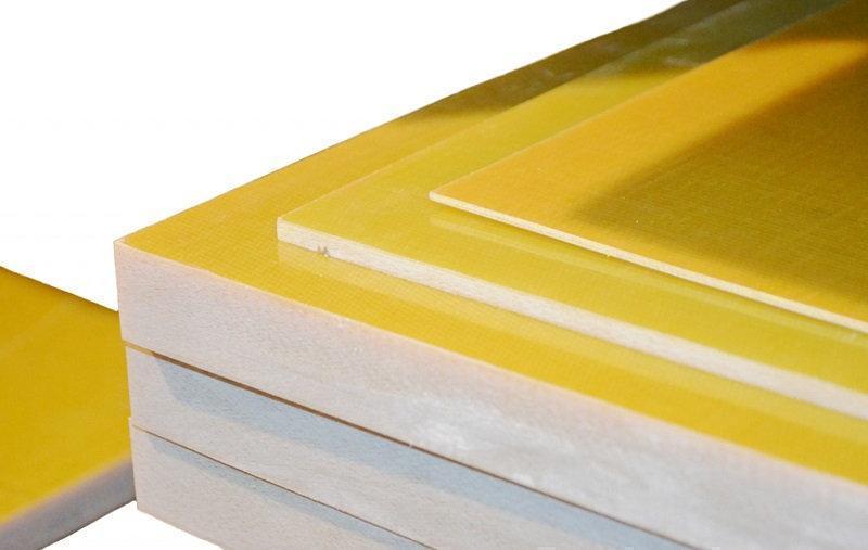 Стеклотекстолит СТЭФ-1 лист 20х1000х2000 мм