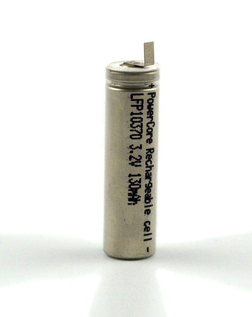 Акумулятор для IQOS (LFP10370) 130 маг 3.2 в LiFePo4 батарея електронної сигарети (130mah 3.2 V IFR10370)