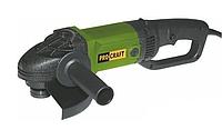 Угловая шлифовальная машина Procraft PW 2200 180 мм