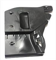 Накладка ліва обшивки захист днища кузова Шкода Октавія А7 Skoda Octavia A7 за переднім колесом SkodaMag, фото 1