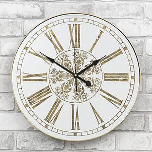 Настенные часы с зеркалом 45 см Retro Mirror, фото 2