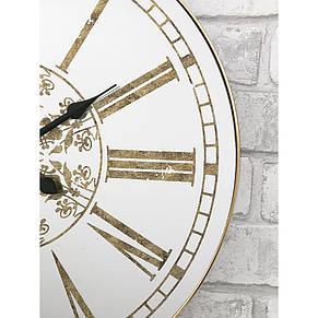 Настінні годинники з дзеркалом 45 см Retro Mirror, фото 3