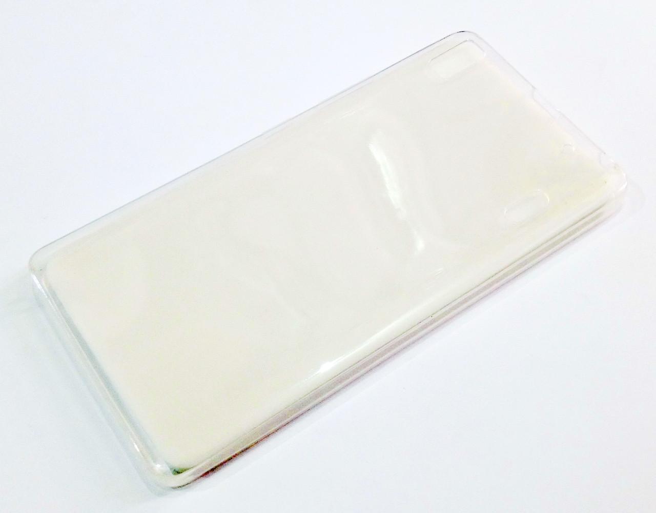 Чехол для Lenovo K3 Note / A7000 силиконовый ультратонкий прозрачный