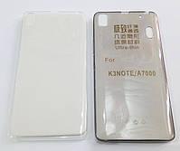 Чехол для Lenovo K3 Note / A7000 силиконовый ультратонкий прозрачный, фото 2