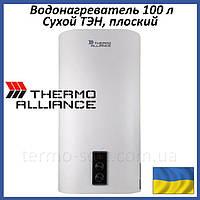 Бойлер 100 литров Thermo Alliance DT100V20G(PD)-D. Электрический накопительный водонагреватель с сухим ТЕНом