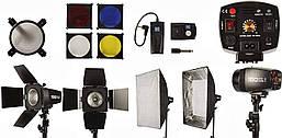 Набор импульсного студийного света FST PHOTO EG-180KA IP33 (студийное оборудование)