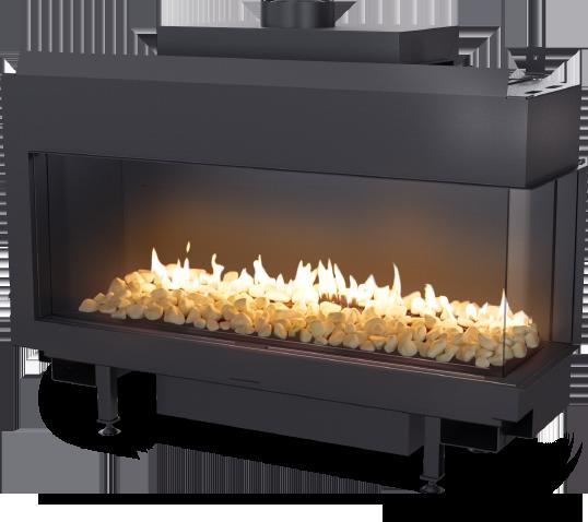 Чем хороши газовые камины для дома за городом и можно ли их устанавливать в городских квартирах