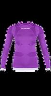 Компрессионное женское термобелье Spring Revolution 2.0 | размер - M, фиолетовое