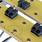 Верстак-тиски, 640 х 520 х 790 мм, портативный Sparta, фото 4