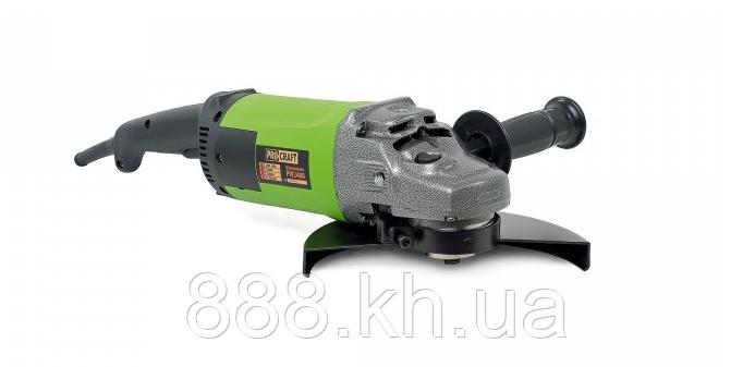 Угловая шлифовальная машина Procraft PW 2400 230 мм