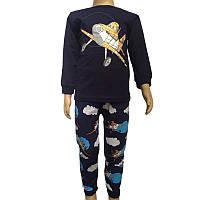 Детская пижамка Самолетик