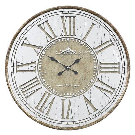 Настенные часы с зеркалом 60 см Retro Mirror, фото 2