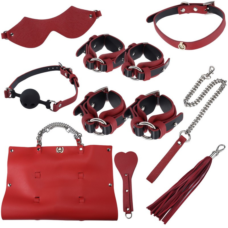 Набор Госпожи 8 Red / Black