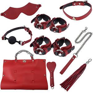 Набір Пані 8 Red/Black