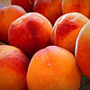 Биоупаковка из персиков