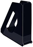 Лоток вертикальный Esselte VIVIDA шириной 60 мм чёрный