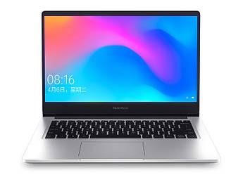 Ноутбук Xiaomi RedmiBook 14 Enhanced Edition (i7-10510U, 8Gb, 512Gb SSD, MX250 2Gb, серый, c гравировкой)