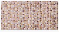 Панель ПВХ Регул Мозаїка Пісок савоярский 955х488 мм