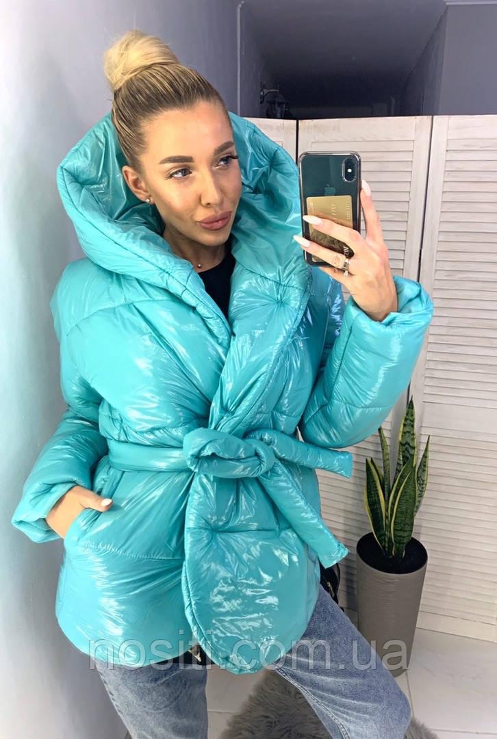 Куртка водоотталкивающая зима на синтепоне, новинка 2020