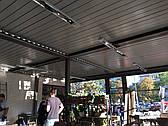 Отопление ресторана, кафе, бара