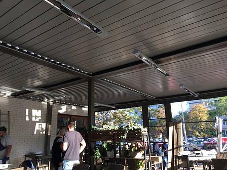 Отопление ресторана, кафе, бара, фото 2