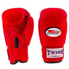 Детские боксерские перчатки Twins, PVC, фото 3