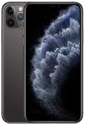 Смартфон Apple iPhone 11 Pro Max 256Gb Space Gray (MWHJ2), фото 2