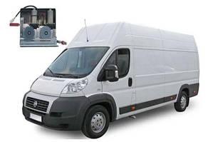 Электропривод сдвижной двери для микроавтобусов двомоторный для Fiat Ducato Германия BOSCH