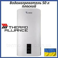 Бойлер 50 литров Thermo Alliance 1х(0,8+1,2) кВт DT50V20G(PD). Электрический накопительный водонагреватель