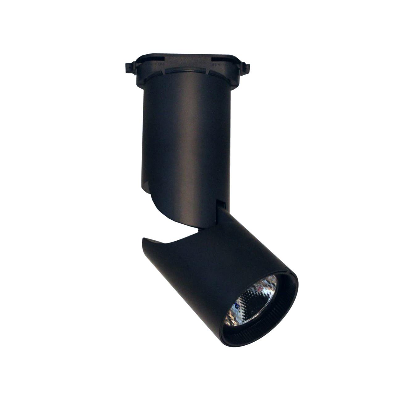 Светодиодный светильник  трековый LEDSTAR Черный 15Вт 6500K (102984)