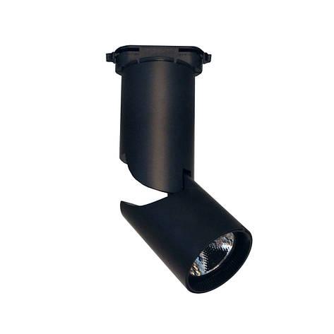 Светодиодный светильник  трековый LEDSTAR Черный 15Вт 6500K (102984), фото 2