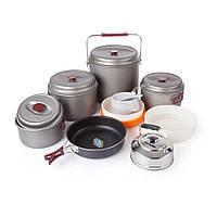Набор посуды туристический Kovea Hard 10 KSK-WH10 (8806372005597)