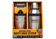 Набір посуду Stanley Adventure: шейкер 0,59 л і 2 чашки 0,21 л (4823082714780), фото 1